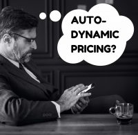 CEO thinking of dynamic pricing